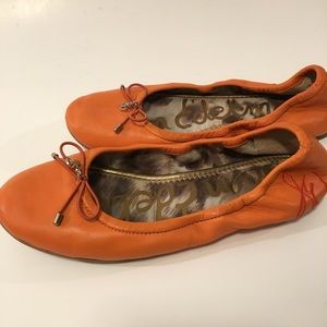SAM EDELMAN Felicia Ballet Ballerina Flats Size 5